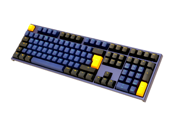 Ducky One2 Horizon Blue Cherry MX Switch